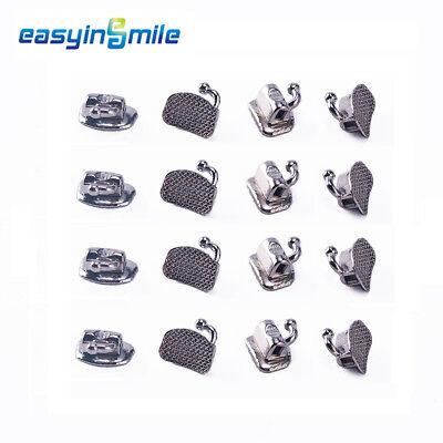 Easyinsmile Dental Orthodontic Buccal Tube 1st2nd Molar Bondable Non-covertible