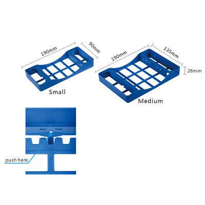 Easyinsmile Dental Instrument Sterilization Cassette Racktray Plastic Autoclave