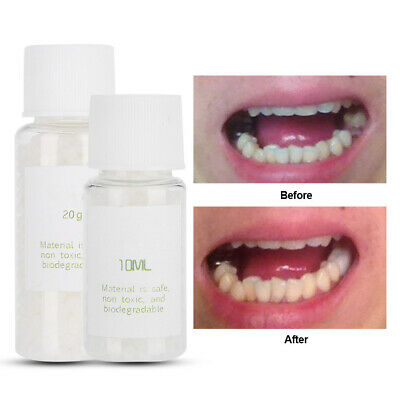 Temporary Tooth Filling Material Temp Replacement Diy Teeth Dental Repairing