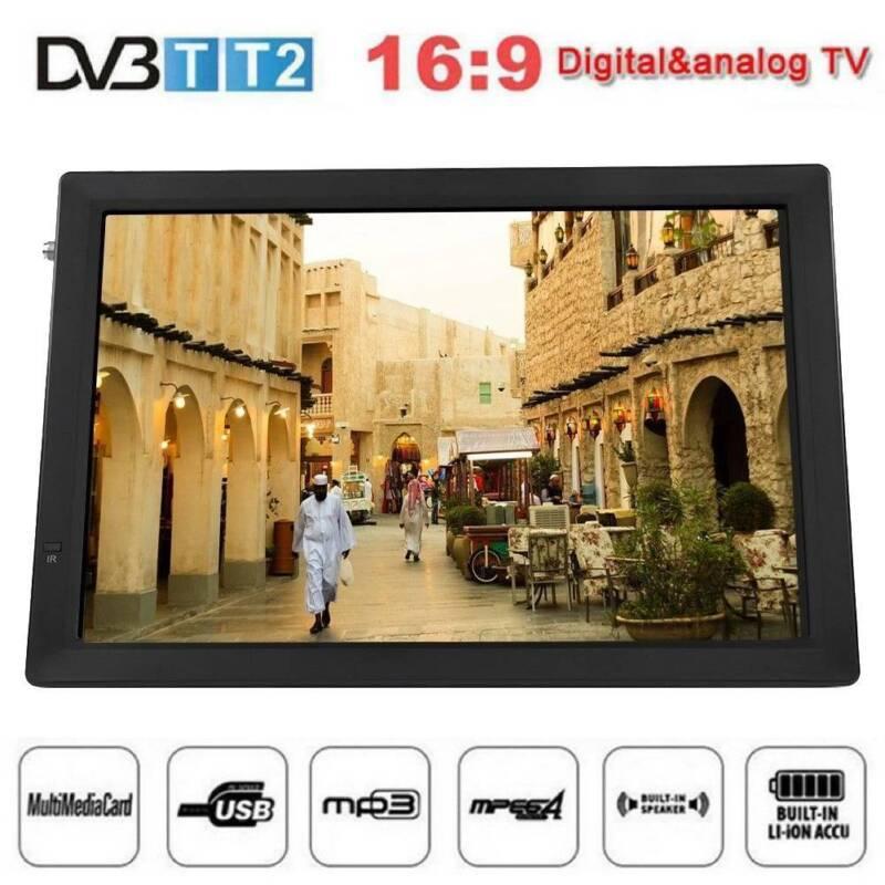 14%22+Digital+Analog+ATV+TV+Player+DVB-T-T2+USB+1080P+LED+HD+Freeview+%2BRemote