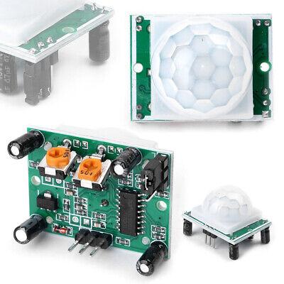 Ir Pyroelectric Infrared Ir Pir Motion Body Sensor Detector Module Board