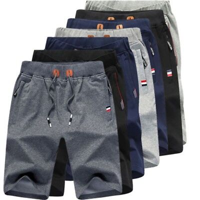 Summer Men Casual Shorts Baggy Gym Sport Jogger Sweat Beach Pants Trousers Lot