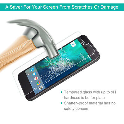 Full Coverage Screen Protector Tempered Glass Screen Protector For Google Pixel - $0.99