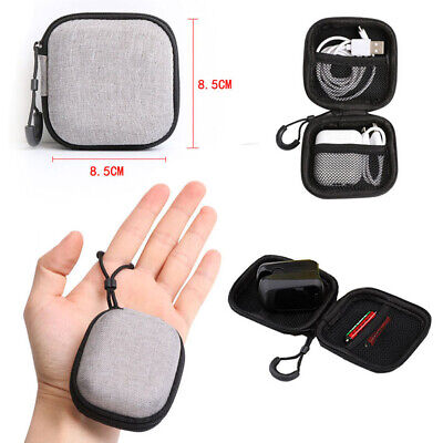 Usa Finger Pulse Oximeter Pouch Portable Case Storage Pack Protective Bag