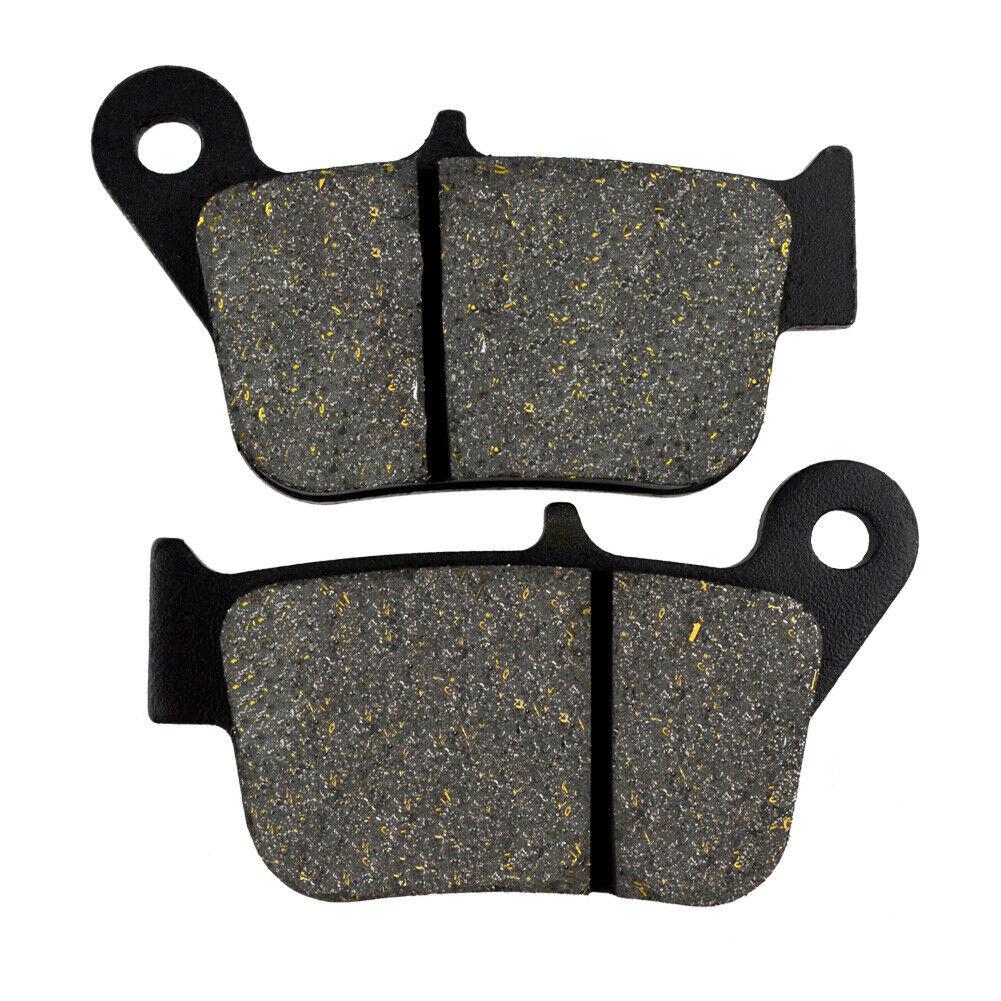 1 Pair Rear Brake Pads For SYM Max Sym 400i Inc ABS 11-14 Max Sym 600i ABS 14-15