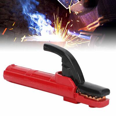 Electrode Holder Stick Welder Mini Copper Welding Rod Stinger Clamp Tools 300a