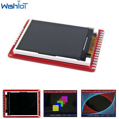 2.0 Inch For Arduino N.ano Pro Mini Tft Touch Screen Lcd Display Board Ili9225