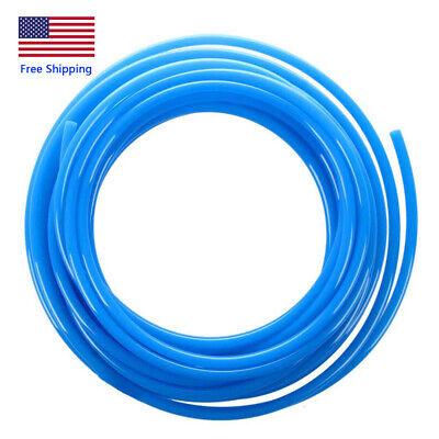 14 Od Blue Pu Polyurethane Air Tubing Pneumatic Pipe Hose Tube 12meter