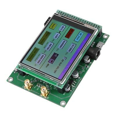 Rf Sweep Signal Source Generator Board 35m To 4.4g Stm32 Tft Touch Lcd Green Hl