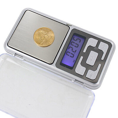 Jewelers Mini Digital MH-200 200g Pocket Scale with LCD Screen
