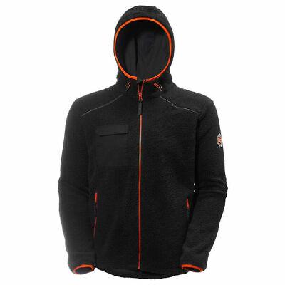 Helly Hansen 72256 - Chelsea Pile Jacket - Black/charcoal