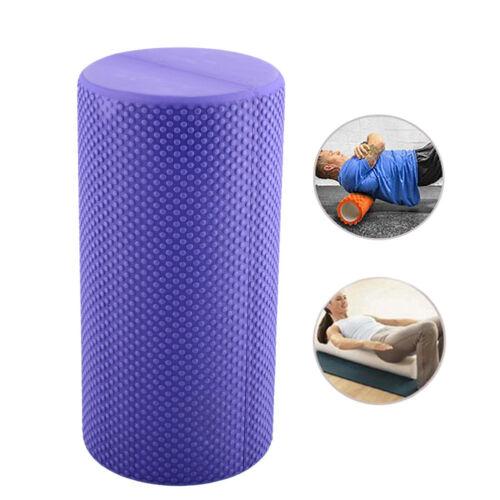 30x14.5cm EVA Yoga Pilates Fitness Foam Roller Massage Point Colorful New*