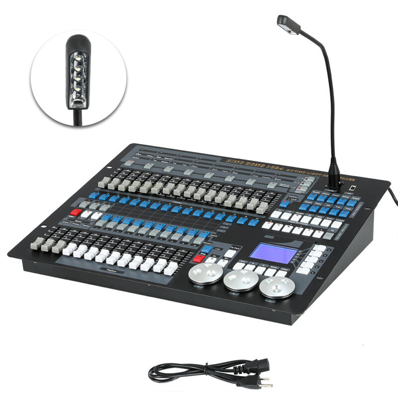 USED DMX512 Console DMX512 Controller   DJ Laser Operator 1024 Channels