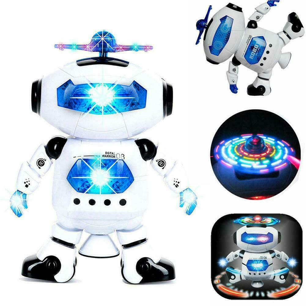 Model:Musical Dancing Robot:Justice League/Dragonball Z/The Avengers/FNAF/Sonic The Hedgehog Action Figures