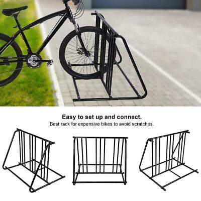 Heavy Duty Pedal Hook Cycling Rack Garage Bike Holder 130Lb Horizontal Bicycle Storage Hanger Stand Bike Pedal Wall Mount Rack