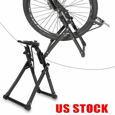 "Bike Wheel Truing Stand Bicycle Wheel Maintenance Fits 16/"" 29/"" 700C Wheels"