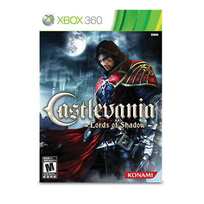 Castlevania: Lords of Shadow (Xbox 360) NEW AND SEALED
