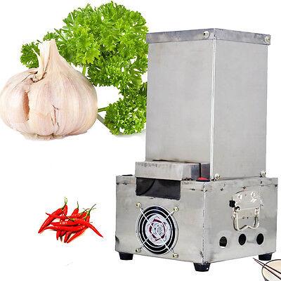 110V  Garlic Peeling Machine Electric Garlic Peeler Household and Commercial