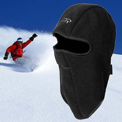 Men Winter Full Face Mask Ski Motorcycle Fleece Thermal Balaclava Neck Cap Cover