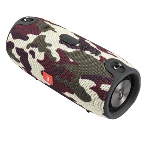 40W Wireless Bluetooth Speaker Waterproof Outdoor Stereo Bass USB FM Radio Audio
