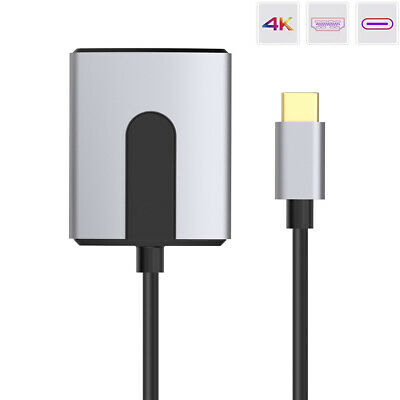 USB C Type C to HDMI HDTV TV Cable Adapter Converter For...