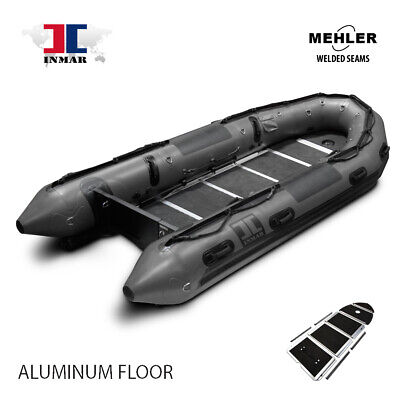15.5 ft (470-PT-HD) Military Grade Inflatable Boat - Seal Team Combat Craft