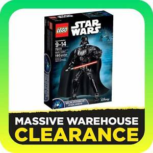LEGO Star Wars Darth Vader - 75111 Tullamarine Hume Area Preview