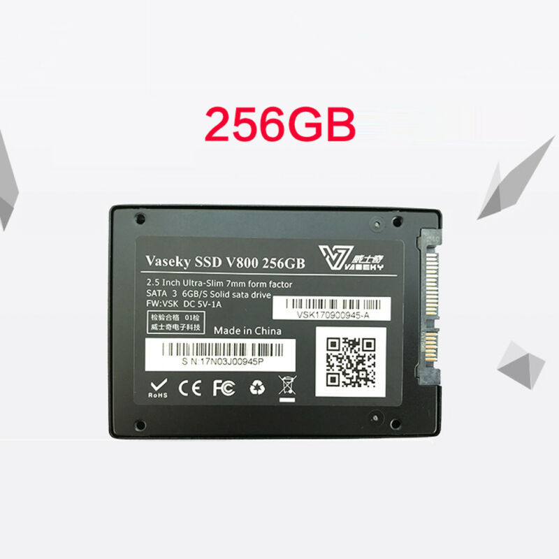 "SSD 256G 2.5"" SATA III SATA 3 Internal Solid State Hard Drive SSD For PC"