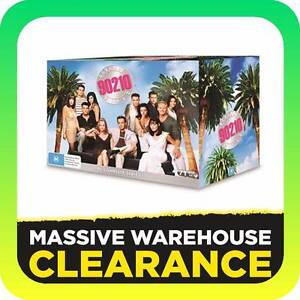 Beverly Hills, 90210 The Complete Series 71 DVDs RRP $199 Tullamarine Hume Area Preview
