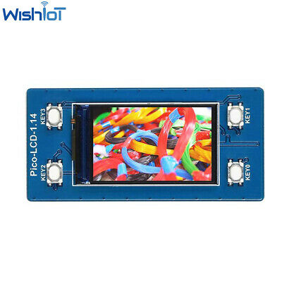 1.14inch Lcd Display Module Color Ips Screen 240135 Spi For Raspberry Pi Pico