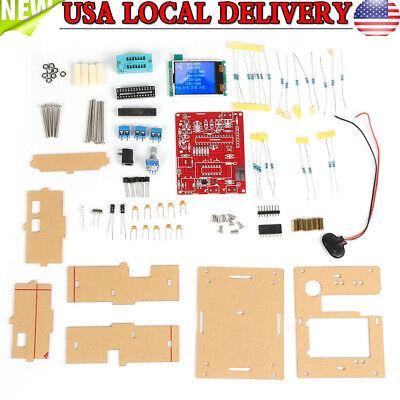 Gm328 Esr Meter Transistor Tester Diode Triode Capacitance Scr Inductance