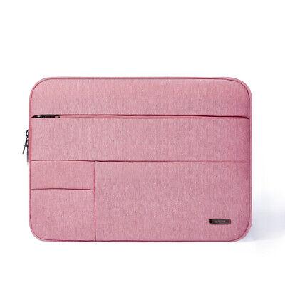 KALIDI Laptop Case Sleeve Bag for 14 inch Laptop Notebook Macbook Pro 13 Pink