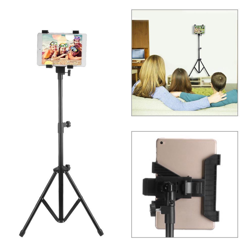 adjustable tripod floor stand holder music rack