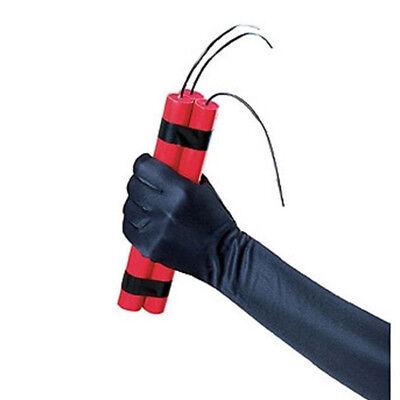 Fake Dynamite Costume Accessory Stick Bomb TNT Fuse Explosive Prop - Dynamite Costume
