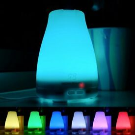 OPTYO AROMATHERAPY DIFFUSER LED LAMP