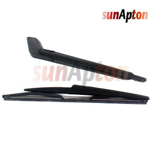 Rear Wiper Blade & Arm For Volvo XC90 2002 2003 2004 2005 2006 OE High Quality