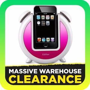 Edifier iF200 Plus Alarm Clock Speaker - Pink Tullamarine Hume Area Preview