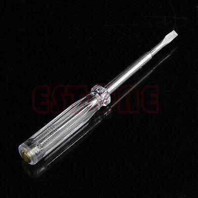 New 100-500v Screwdriver Voltage Tester Handle Detector Electric Tester Pen Hot
