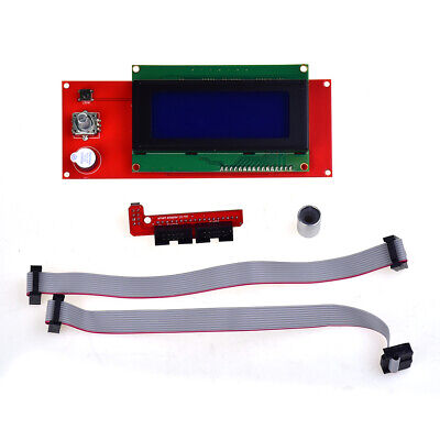 3d Printer Display Reprap Lcd Screen Ramps 1.4 Lcd2004 Intelligent Controller