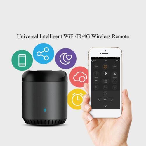 PRO,Broadlink RM Mini 3 Black Bean Smart Wifi Universal IR Remote Control