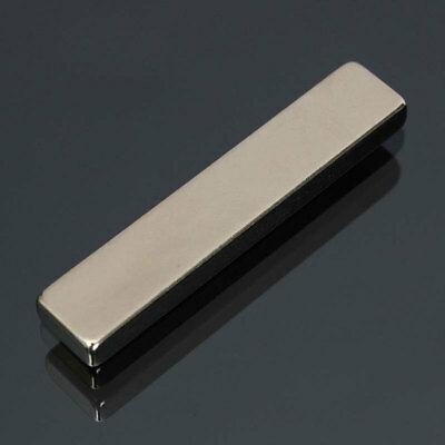 1 Pcs 50x10x5mm Neodymium Block Magnet Super Strong Rare Earth Magnets New Trend
