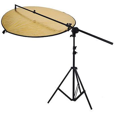 "Neewer Photo  Studio 24""-47"" Bracket Grip Holder + 75"" Photography Light Stand"
