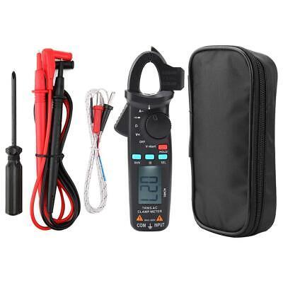 ACM81 Mini Digital Clamp Meter 2000 Counts Auto-Ranging Current Voltage Tester Mini Clamp Meter