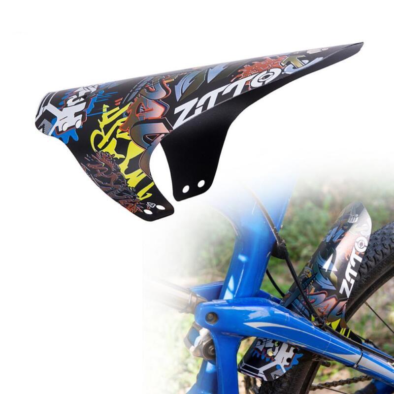MTB Mountain Bike Front Bicycle Fender Lightweight Mudguard Mud Guard Cycling DE