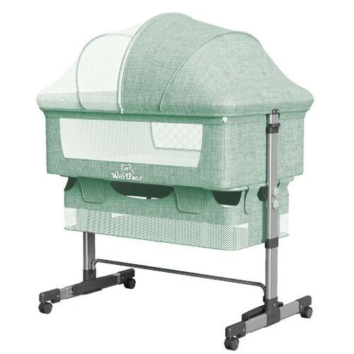 Baby Bassinet Sleeper Portable Nursery Infant Bed Bedside Crib Sleep Cradle NEW