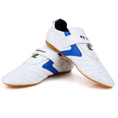 Shoes For Adults (Breathable Children Adults Taekwondo Shoes For Combat Boxing Kung Fu)