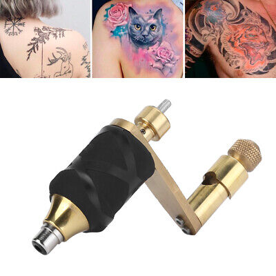 как выглядит Tattoo Machine Direct Drive Motor Liner Shader Brass Tattoo RCA Interface фото