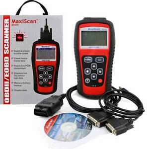 Car Diagnostic Tool Autel MaxiScan MS509 Live Data Code Scan Faul Karalee Ipswich City Preview