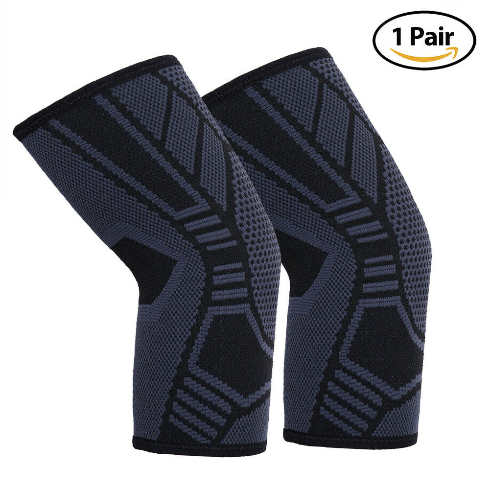 Elbow Compression Sleeve Support Brace Arm Arthritis Pain Re