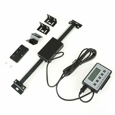 20accurate Digital Readout Large Lcd Linear Scale Kit For Milling Machine Lathe